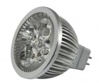 LED Retrofit GX5,3 4x1W ww V2 - 24V Version